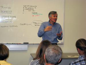 Jean-Luc Doumont presentation