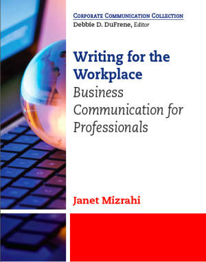 Writing for the Workplace cover